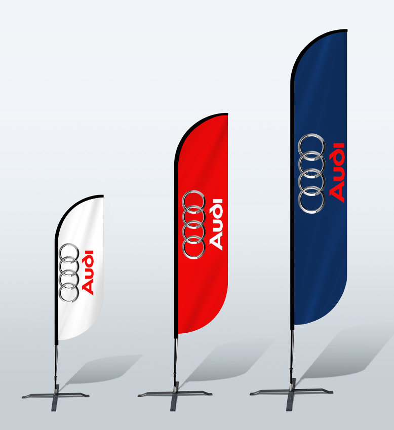 Convex Flags