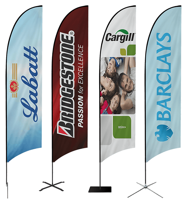 Sunblade Flags