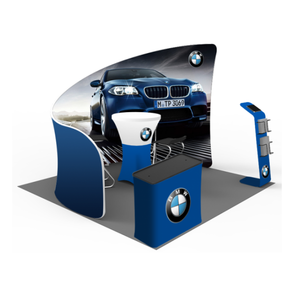 Customized Tradeshow booth