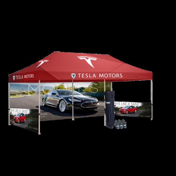 custom event tents