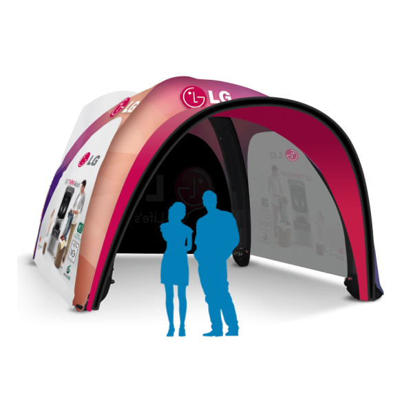 Tailgate Inflatable Tent