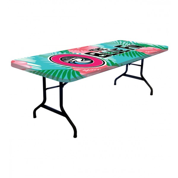 Stretch Table Topper - 8ft