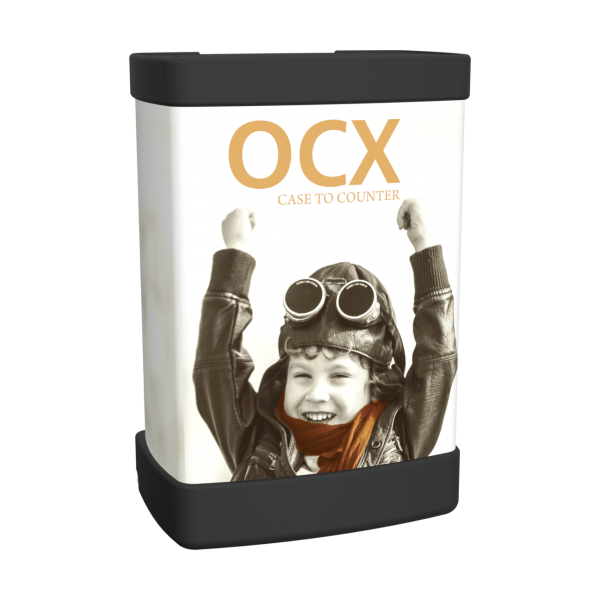 OCX Standard Wheeled Display Case