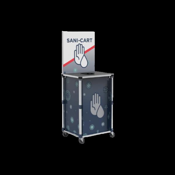 Popup Sani-Cart Mini