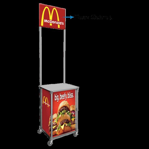 Portable Popup Bar Mini