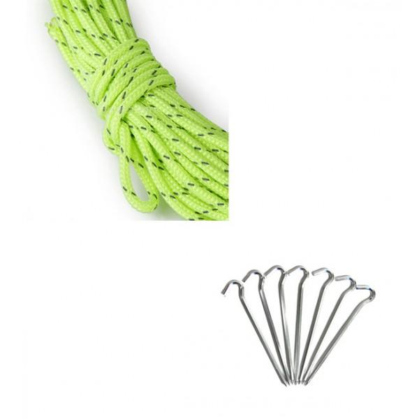 Ropes and Pin Set