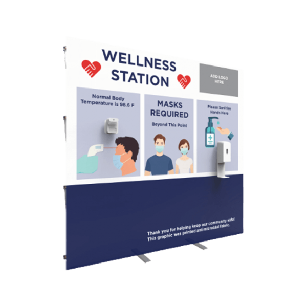 Wellness Station Without Endcaps
