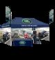 Custom canopies tent