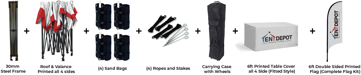 Tent Package #17 Kit