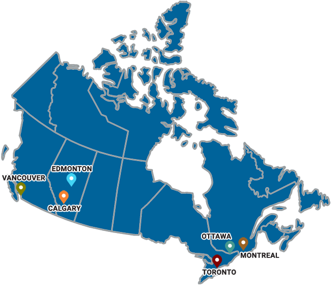 Tent Depot Distribution Centers Across The Canada